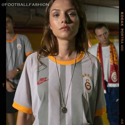 Galatasaray SK 2019 2020 Nike Third Football Kit, Soccer Jersey, Shirt, Forma