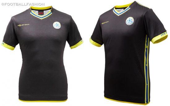 Kosovo 2019 Home, Away and Third Football Kit, Soccer Jersey, Shirt