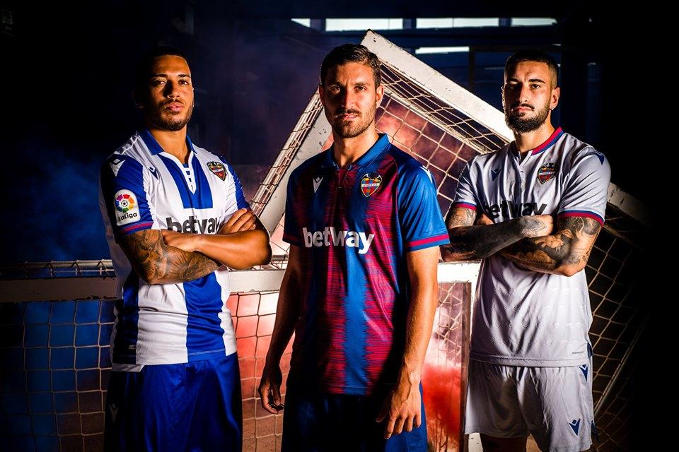 Levante Ud 2019 20 Macron Kits Football Fashion Org