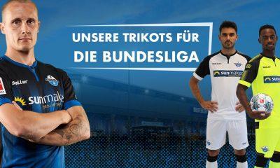 SC Paderborn 07 2019 2020 Saller Football Kit, Soccer Jersey, Shirt, Trikot