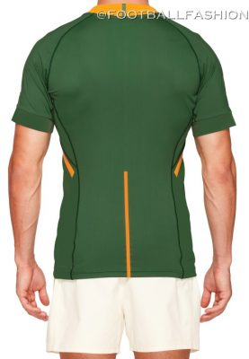 South Africa Springboks 2019 Rugby World Cup Asics Home and Away Jersey, Shirt, Kit