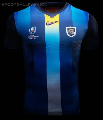 Argentina 2019 Rugby World Cup Nike Kit, Jersey, Shirt, Camiseta