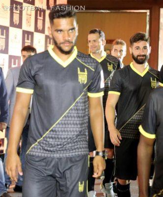 Hyderabad FC 2019 2020 Home Football Kit, Soccer Jersey, Shirt