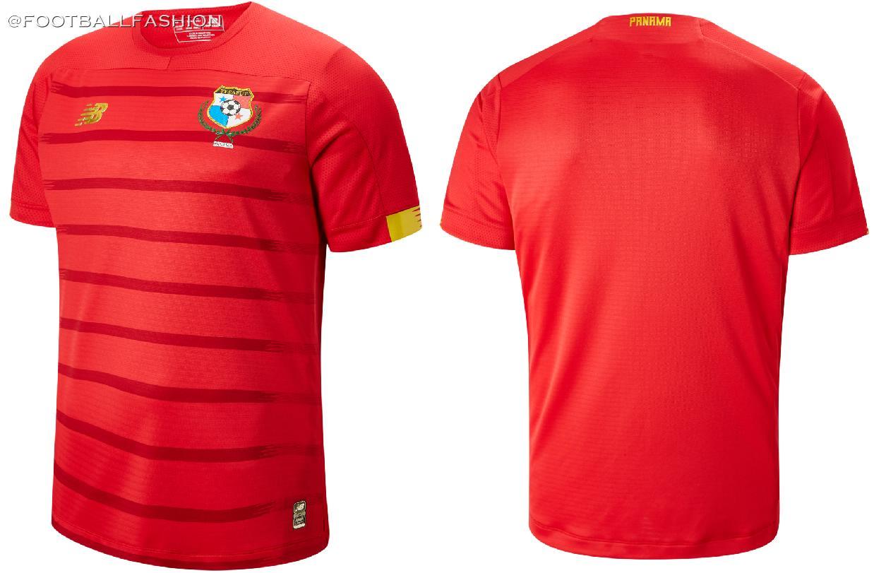 Panama 2019/20 New Balance Home and Away Jerseys - FOOTBALL FASHION