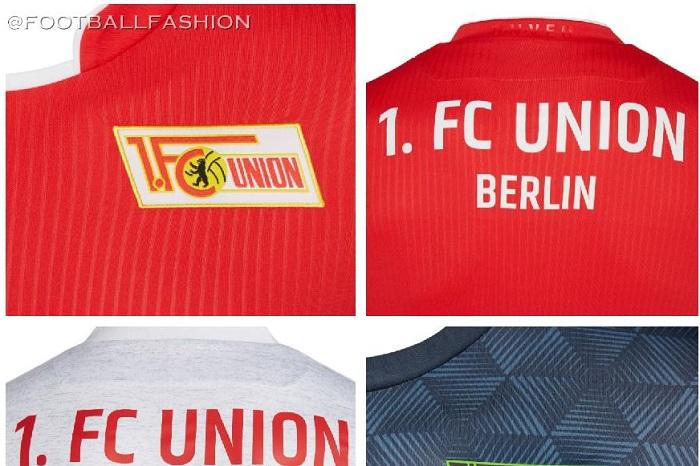 verschiedene Design Gr 39-50 nur 9,95 € FC Union Berlin Stutzen Macron 1