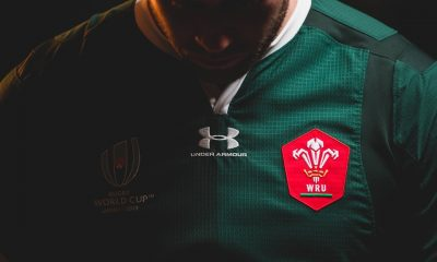 Wales 2019 Rugby World Cup Under Armour Kit, Shirt, Jersey
