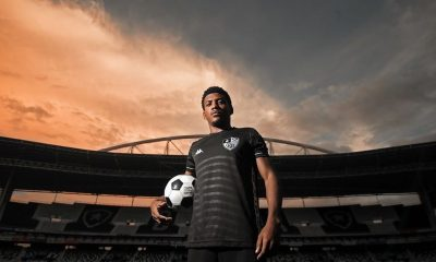 Botafogo 2020 Kappa Away Football Kit, Soccer Jersey, Shirt, Camiseta, Camisa
