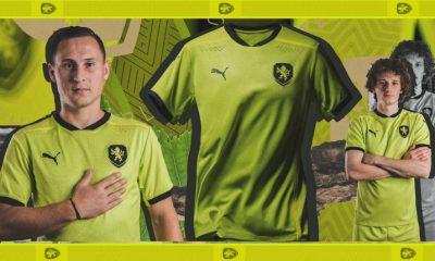 Czech Republic EURO 2020 2021 Away Football Kit, Soccer Jersey, Shirt, nové dresy pro