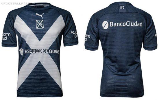 Club Atlético Independiente 2020 PUMA Third Football Kit, Soccer Jersey, Shirt, Camiseta de Futbol