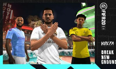 Review: EA Sports FIFA 20 on PS4