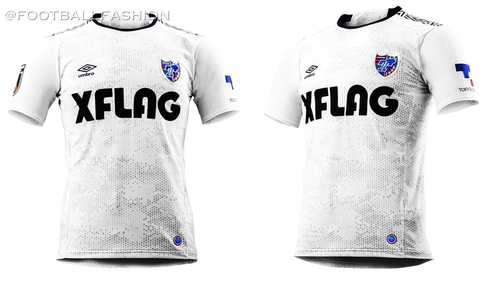 FC Tokyo 2020 Umbro Home and Away Kits - FOOTBALL FASHION