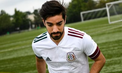 Mexico 2020 adidas White Away Soccer Jersey, Shirt, Football Kit, Camiseta Blanca