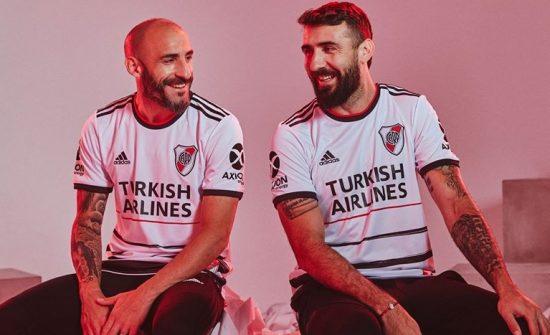 River Plate 2020 adidas Third Soccer Jersey, Shirt, Football Kit, Camiseta de Futbol