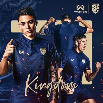 Thailand 2020 Warrix Home and Away Football Kit, Soccer Jerset, Shirt