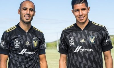 Tigres UANL 2020 adidas Third Soccer Jersey, Shirt, Football Kit, Camiseta de Futbol