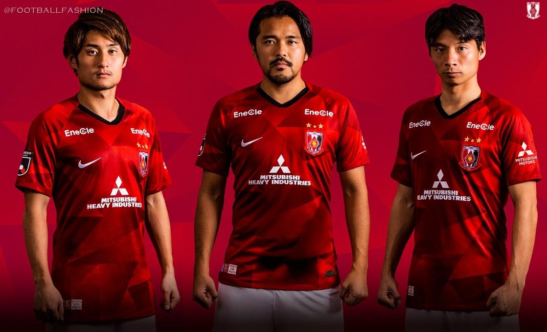Urawa Reds 2020 Nike Home and Away Kits - FOOTBALL FASHION
