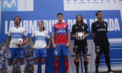 Universidad Católica 2020 Under Armour Home and Away Football Kit, Soccer Jersey, Shirt, Camiseta de Futbol