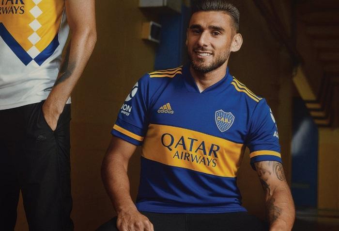 Boca Juniors 2020 adidas Home and Away Football KIt, Soccer Jersey, Shirt, Camiseta de Futbol