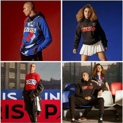 Paris Saint-German x Jordan Fourth 2020 Football Kit, Soccer Jersey, Shirt, Maillot, Camiseta, Camisa
