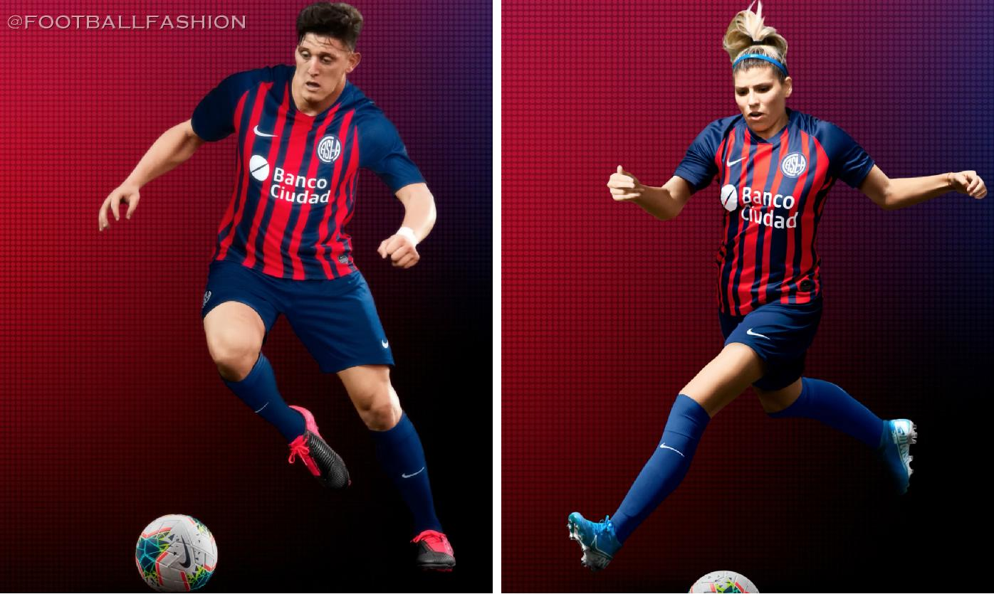 San Lorenzo 2020 Nike Home and Away Football Kit, Soccer Jersey, Shirt, Camiseta de Futbol