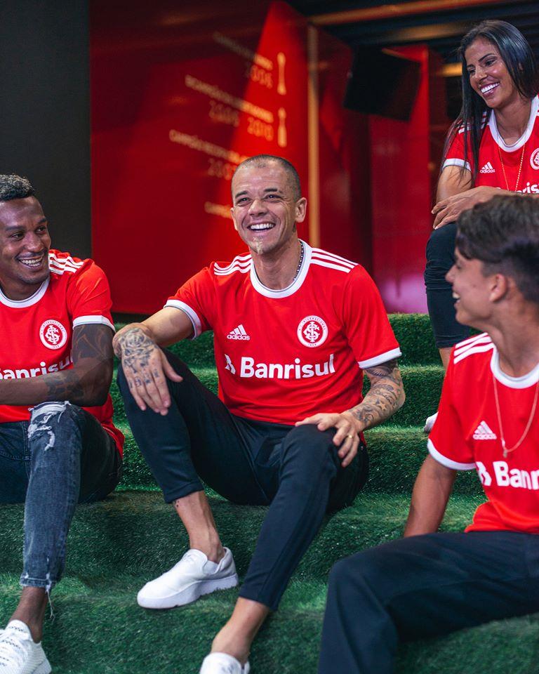 SC Internacional 2020 adidas Home and Away Football Kit, Soccer Jersey, Shirt, Camiseta, Camisa