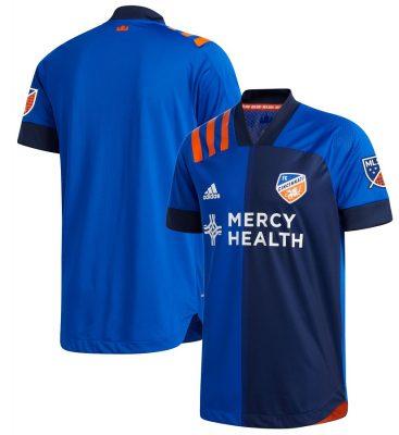 FC Cincinnati 2020 adidas Home Soccer Jersey, Shirt, Football Kit, Camiseta de Futbol MLS