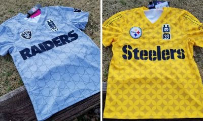 NFL 2020 Soccer Jerseys and Performance Pride Tees