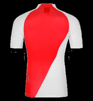 AS Monaco Kappa XX Home Football Kit, Soccer Jersey, Shirt, Maillot 2000
