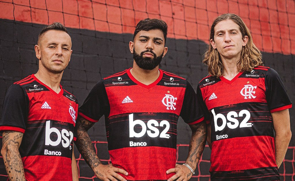 Flamengo 2020 21 Adidas Home Jersey Football Fashion