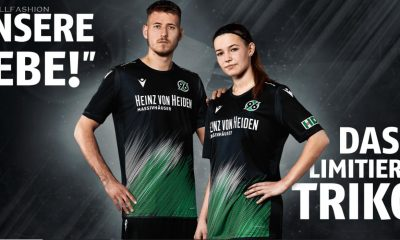 Hannover 96 Unsere Liebe Our Love 2020 Macron Football Kit, Soccer Jersey, Shirt, Trikot, Sondertrikot