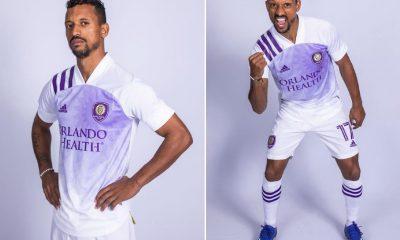 Orlando City SC 2020 adidas Away Soccer Jersey, Football Kit, Shirt, Camiseta de Futbol MLS
