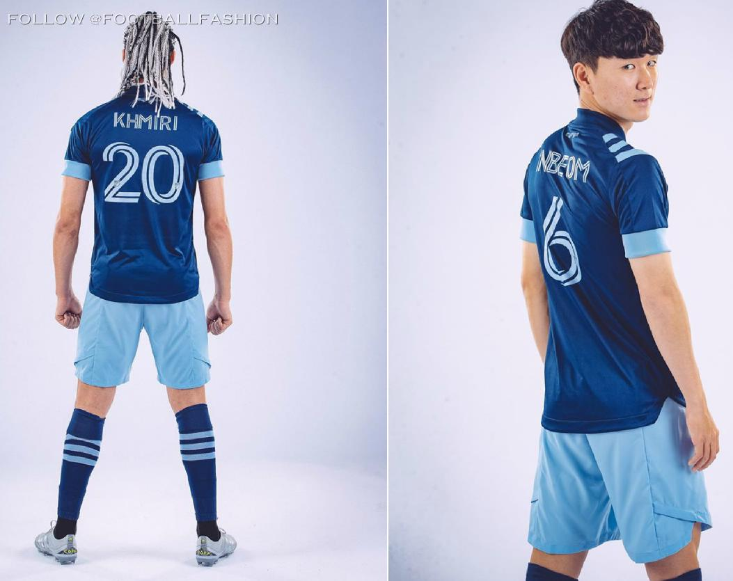 Vancouver Whitecaps 2020 adidas Away Kit - FOOTBALL FASHION