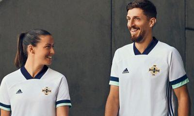 Northern Ireland 2020 2021 adidas Away Football Kit, Soccer Jersey, Shirt