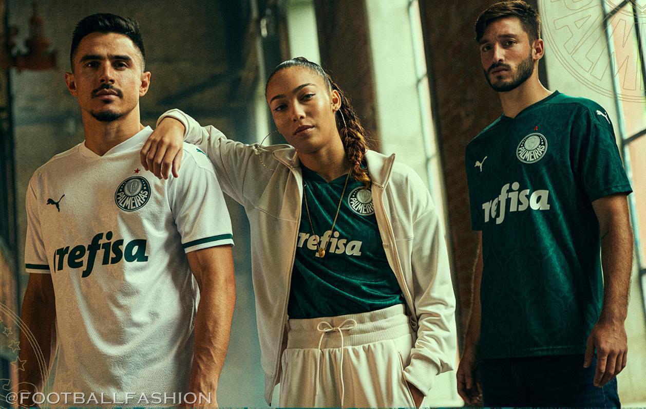 Palmeiras 2020/21 PUMA Home and Away Kits - FOOTBALL FASHION