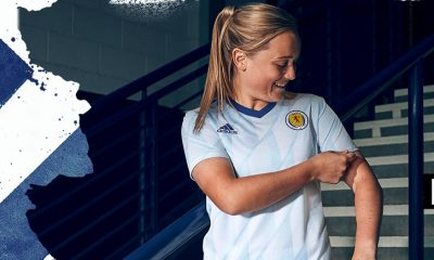 Scotland 2020 2021 2022 adidas Away Football Kit, Soccer Jersey, Shirt