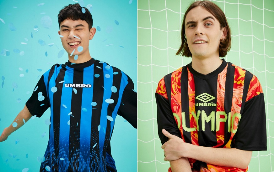 Umbro Projects Spring / Summer 2020 Range