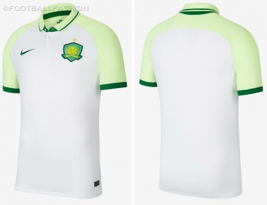 Beijing Guoan 2020 Nike Football Kit, Soccer Jersey, Shirt