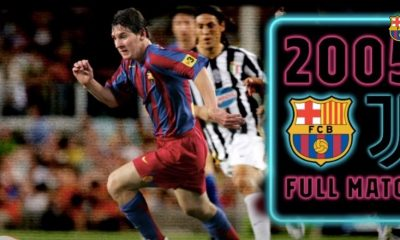 #STAYATHOME Full Classic Soccer Match Replays on YouTube