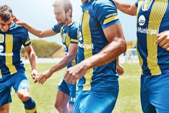 Rosario Central 2020 Under Armour Football Kit, Soccer Jersey, Shirt, Camiseta de Futbol