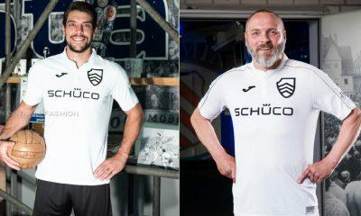 Arminia Bielefeld 115th Anniversary Joma Football Kit, Soccer Jersey, Shirt, Trikit, Sondertrikot