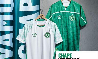 Chapecoense 2020 2021 Umbro Home and Away Football Kit, Soccer Jersey, Shirt, Camisa