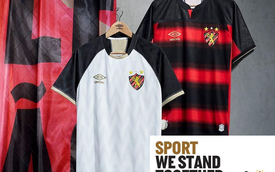 Sport Recife 2020/21 Umbro Home and Away Kits - FOOTBALL FASHION