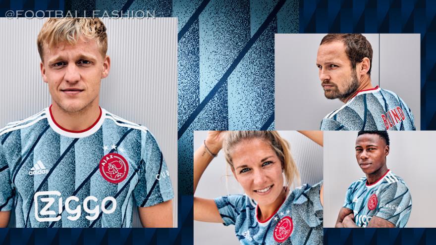 AFC Ajax 2020/21 adidas Away Kit - FOOTBALL FASHION