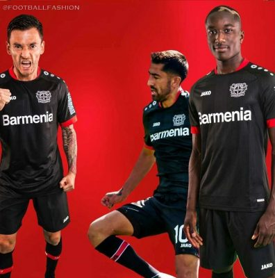 Bayer 04 Leverkusen 2020/21 Jako Home Football Kit, 2020-21 Soccer Jersey, 2020/21 Shirt, Trikot, Heimtrikot