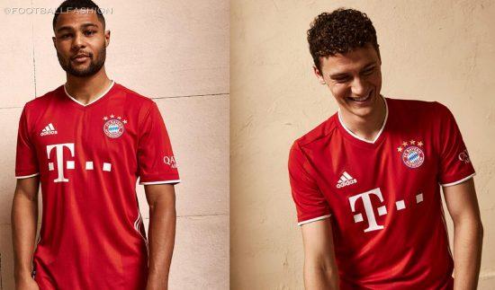 Bayern Munich 2020 2021 adidas Home Football Kit, Soccer Jersey, Shirt, Trikot, Maillot, Tenue, Camisa, Camiseta