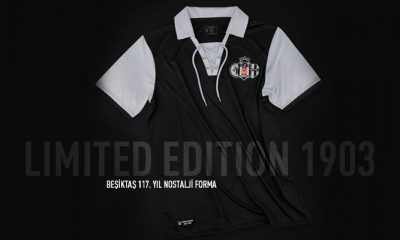 Beşiktaş JK 117th Anniversary Football Kit, Forma, Shirt, Soccer Jersey