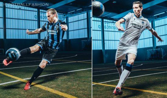 Club Brugge 2020 2021 Macron Football Shirt, 2020-21 Soccer Jersey, 2020/21 Kit, Tenue, Maillot