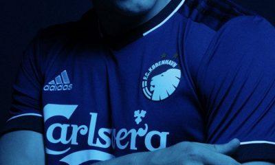 FC Copenhagen 2020 2021 adidas Blue Away Football Kit, Soccer Jersey, Shirt, Spilletrøje, Trøjer