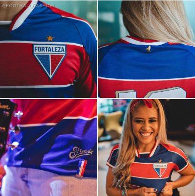 Fortaleza 2020 2021 Home and Away Football Kit, Soccer Jersey, Shirt, Camisa