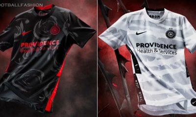 Portland Thorns 2020 2021 Nike Soccer Jersey, Football Kit, Shirt